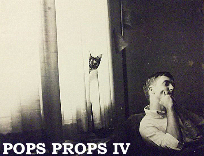 POPS PROPS IV: Caldwell, Drexel Stand Tall